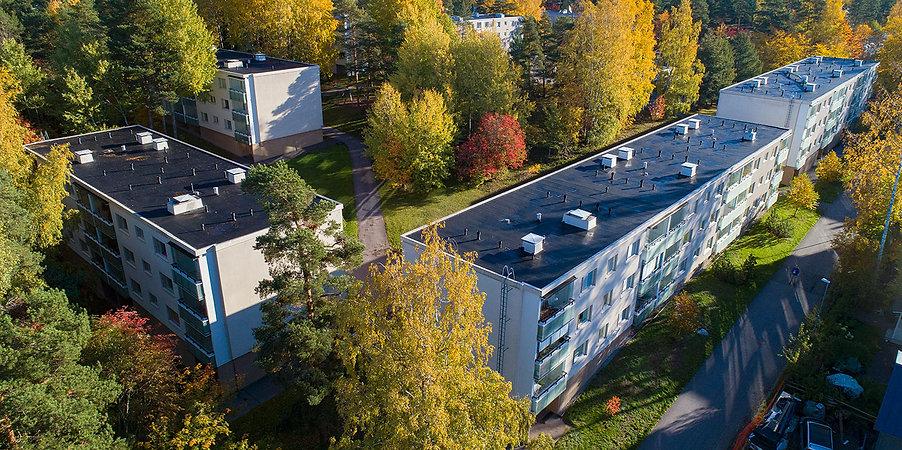 Saanatunturintie 3, Helsinki