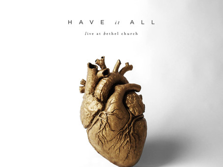 Creating the Sculpture for the Bethel Music 'Have It All' Album Cover