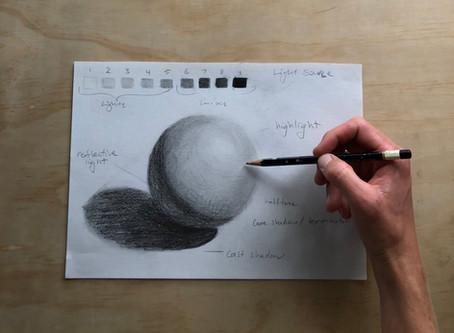 Basics of Drawing - Free Art Lesson