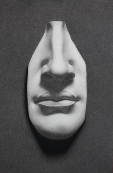 Mouth and Nose of David