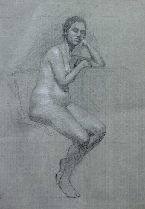Female Figure Study