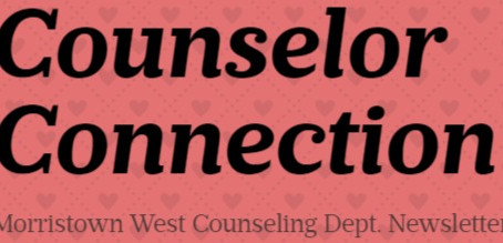 Students, Parents Encouraged To Read Counselor Connection