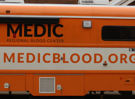 The Blood Drive Rolls into West High