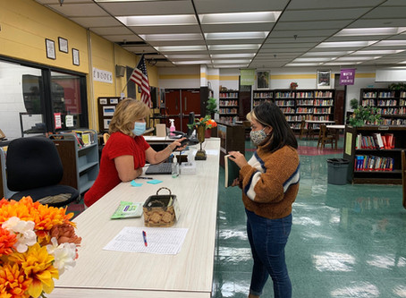 How Students Can Check Out Library Books