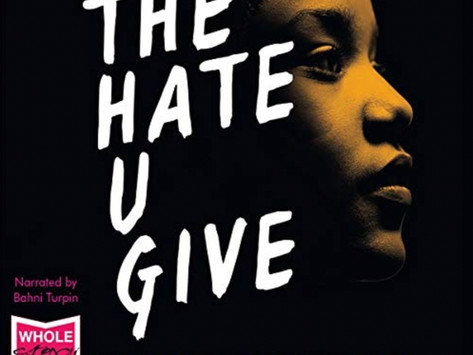 Reviewing The Hate U Give