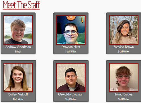 West Side Story Introduces New Meet The Staff Page