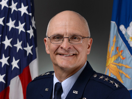 Air Force General Arnold Bunch Jr. Visits Morristown West