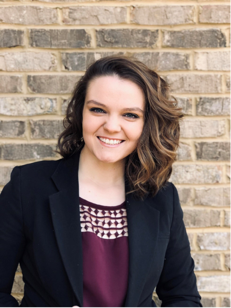 Ms. Kaitlyn Hopkins, Choir Director for Morristown West.