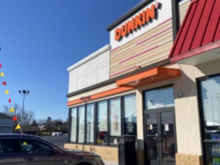 Morristown Runs on New Dunkin'