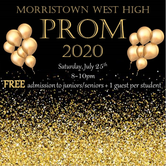 Prom was hosted as a free event for Juniors and Seniors.