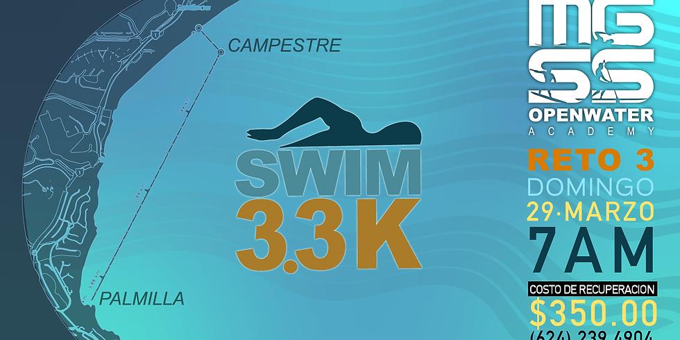 Reto 3 SWIM CAMPESTRE - PALMILLA 3.5KM