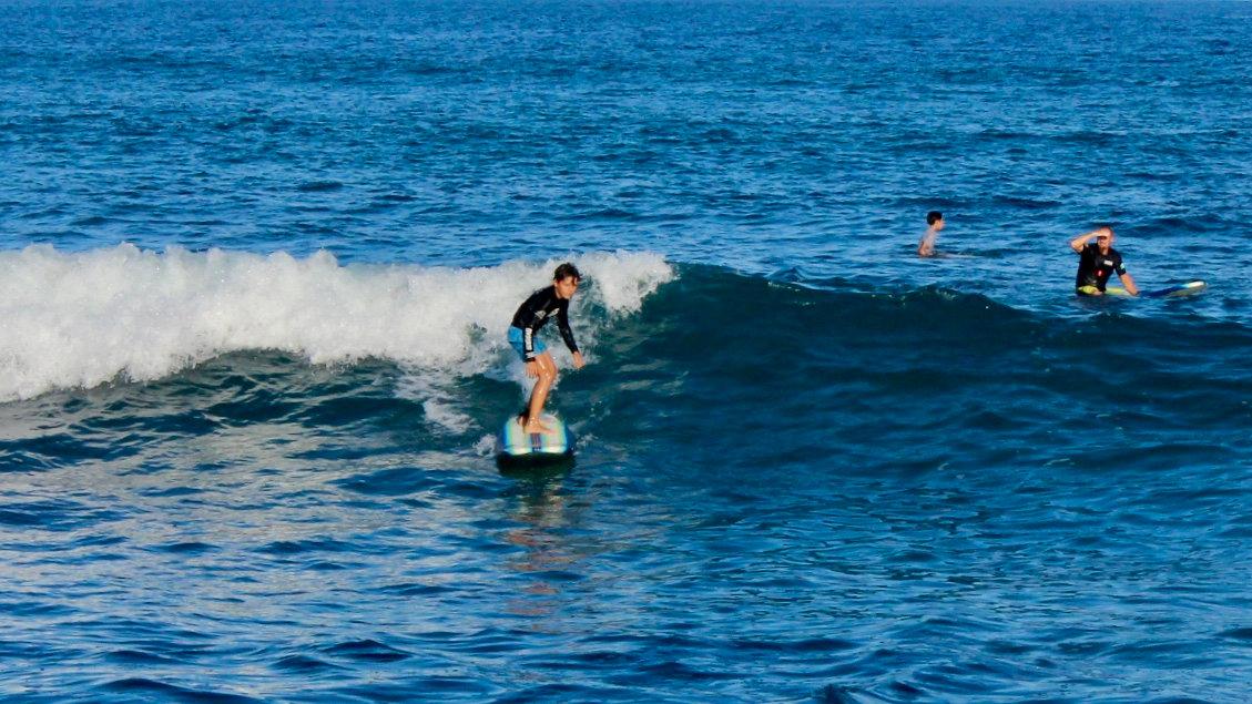 MGSS Surf Team