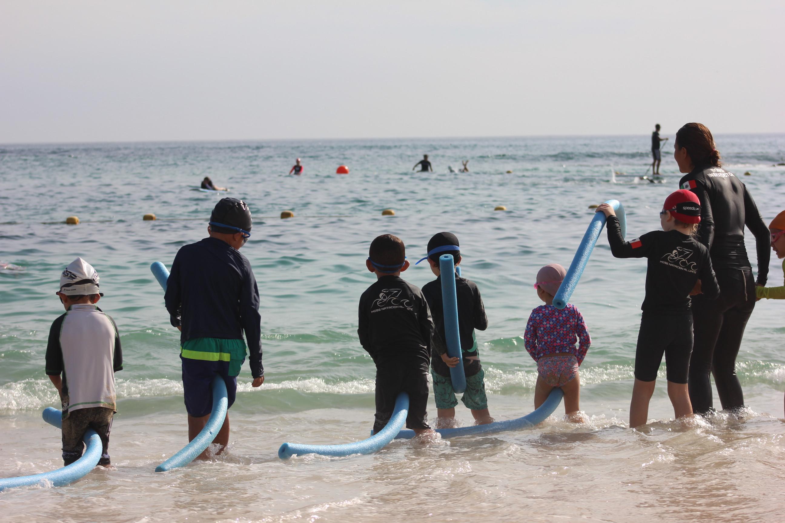 Iniciación Mar Abierto