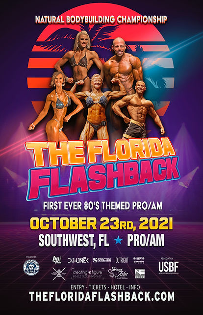 florida poster flashback