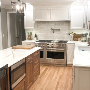 Transitional Kitchen Style, Grabill Cabinetry