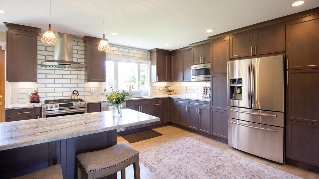 Contrast Kitchen, Urban Effects Cabinetry