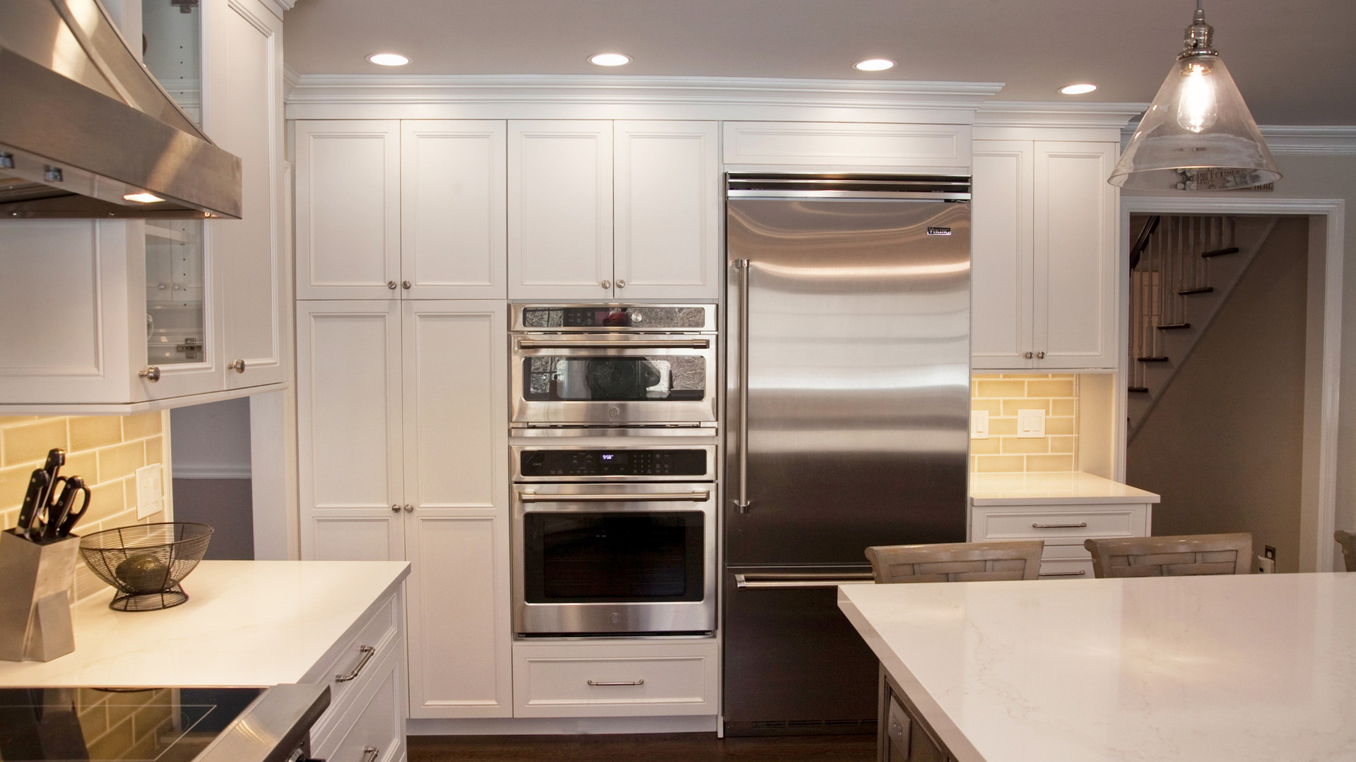 Grabill Cabinetry, Recessed Panel