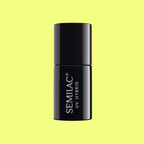 182 Esmalte semipermanente Semilac Strong Lime 7ml
