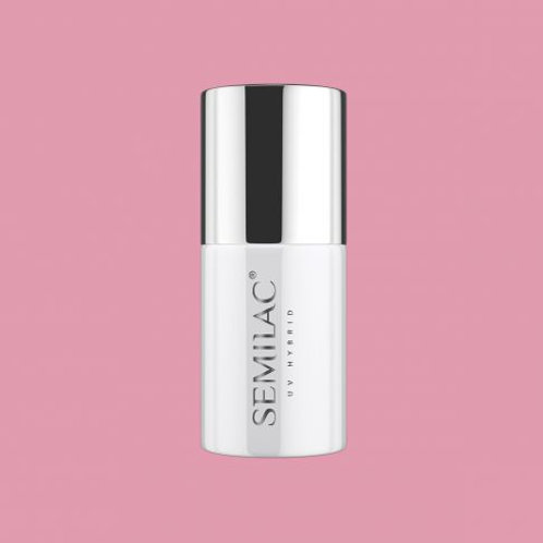 198 Esmalte semipermanente Semilac Business Line Powder Pink 7ml