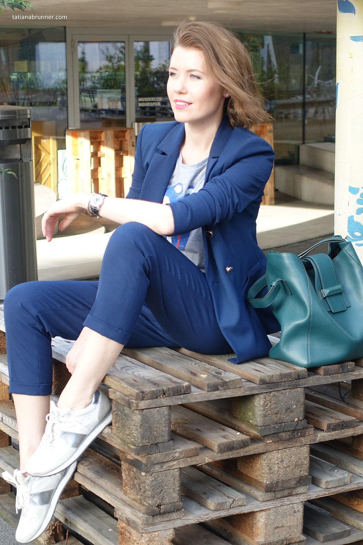 Tatiana Brunner Fashion Stylist streetstyle