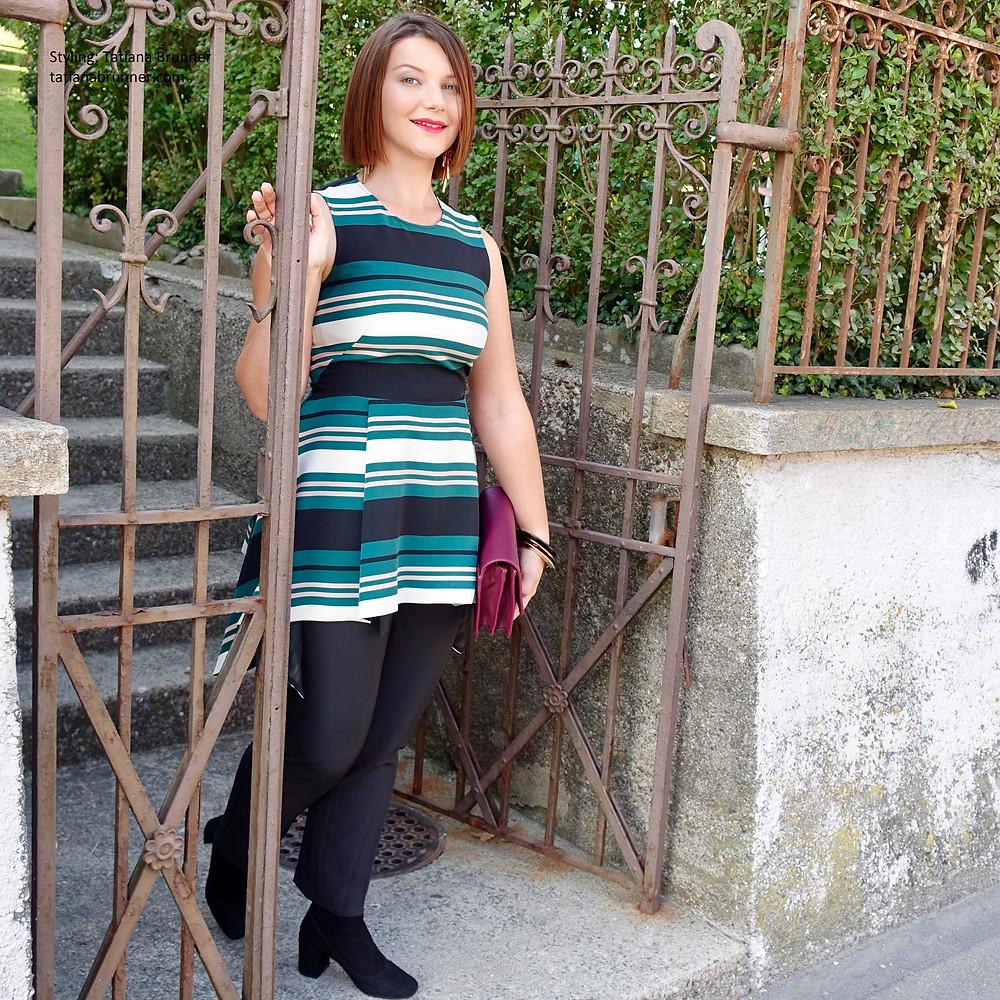 Personal styling: Tatiana Brunner