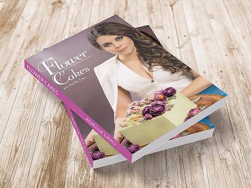 LIVRO FLOWER CAKE - Por Amélia Lino