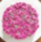 bolo, flower cake,chantilly estabilizado