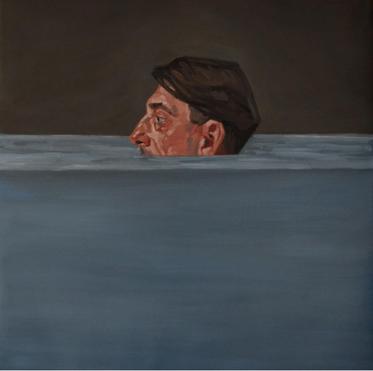 Figura en el agua