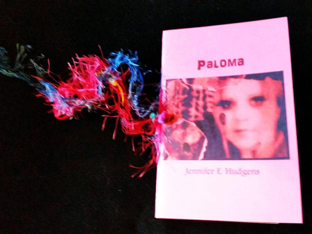 Keep Insight & a Healthy Dose of Rage: A Review of Paloma by Jennifer E. Hudgens