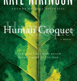 Review of Kate Atkinson's 'Human Croquet'