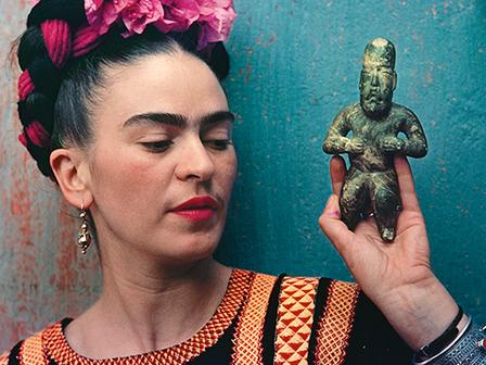 Frida Kahlo's Eyebrows