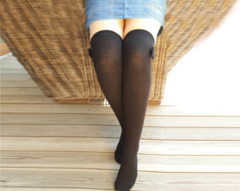 Gwen Stacy's Knee Socks