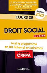 Cours de droit social 2022