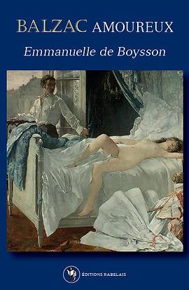 Balzac amoureux le livre