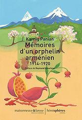 Mémoires d un orphelin arménien