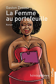 La femme au portefeuille Gaston Zossou