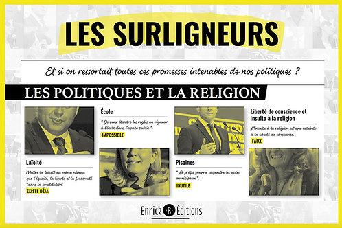 Les politiques et la religion