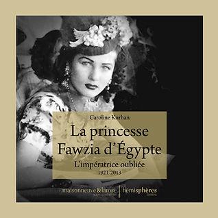 La princesse Fawzia d'Egypte, Carolin Kurhan