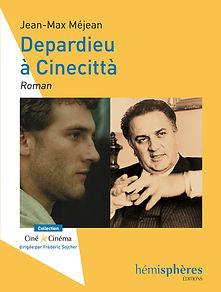 Depardieu à Cinecittà, roman