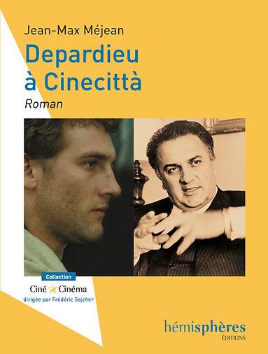 Depardieu à Cinecittà