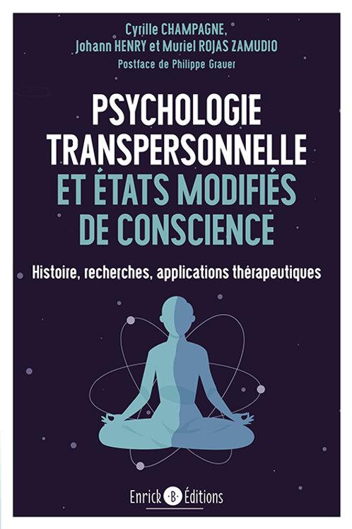 Psychologie transpersonnelle et états modifiés de conscience