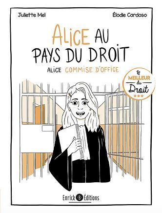 Alice commise d'office