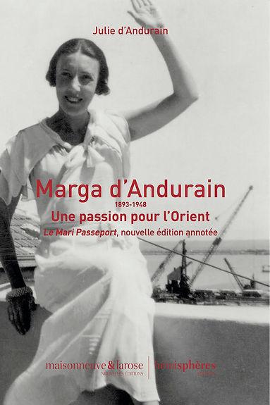 Marga d'Andurain, une passion pour l'Orient