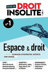Revue du Droit insolite n°1