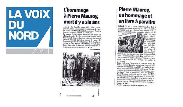hommage Pierre Mauroy