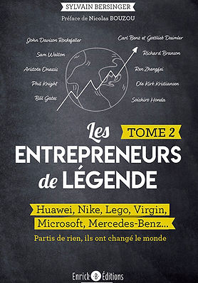 entrepreneurs de légende 2