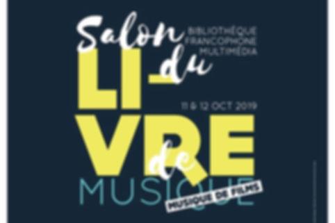 salon du livre de musique Limoges 2019