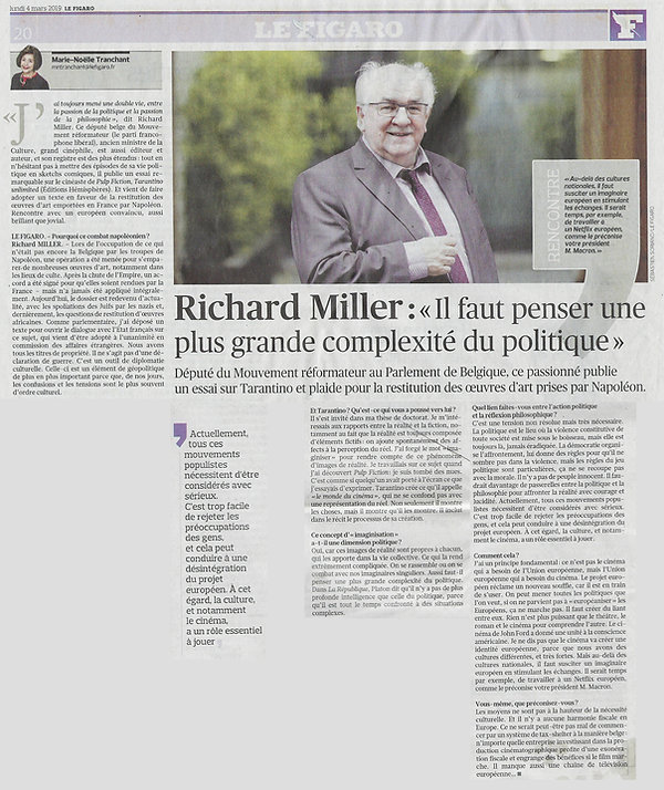 Le Figaro 04 mars