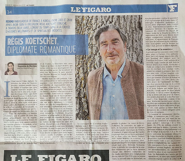 Le Figaro, Régis Koetschet