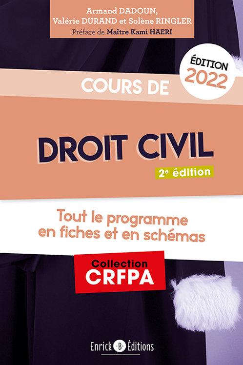Cours de Droit civil 2ème édition